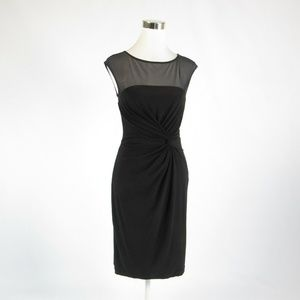 Ralph Lauren black sheath dress 4